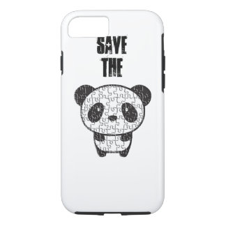Save the Panda iPhone 7 Case