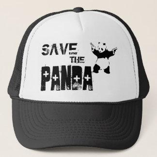 Save the Panda Trucker Cap
