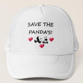 Save The Panda's! Trucker Hat