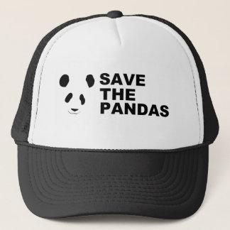 Save The Pandas Trucker Hat