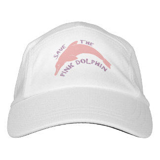 Save the Pink Dolphin Hat