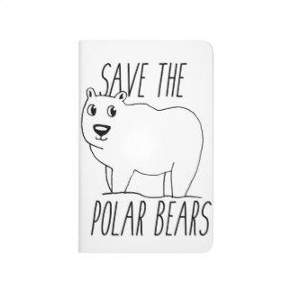 Save The Polar Bears Journal