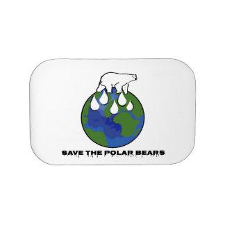 Save the Polar Bears Lunch Box