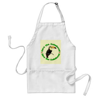 Save the Rainforest Standard Apron