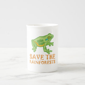 save-the-rainforests Tree Frog Tea Cup