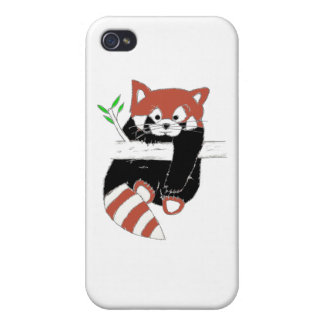 Save the Red Panda aka FireFox Cases For iPhone 4
