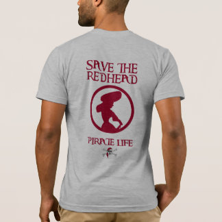 Save the Redhead T-Shirt