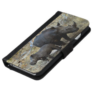 Save The Rhino iPhone 6 Wallet Case