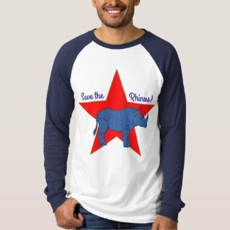 Save the Rhinos! T-Shirt