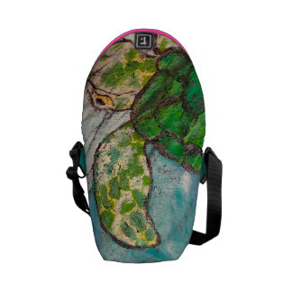 Save The Sea Turtles Commuter Bag