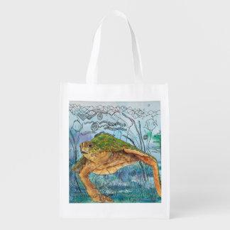 Save the Sea Turtles Reusable Bag