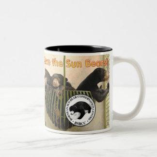 SAVE THE SUN BEARS Mug