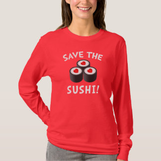 Save The Sushi T-Shirt