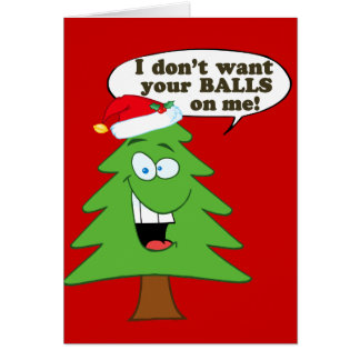 Save The Trees Greeting Card
