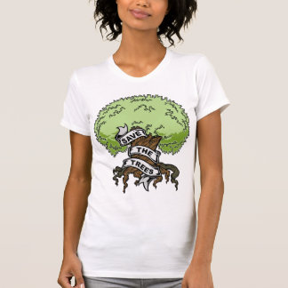 Save The Trees Tees