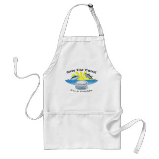 Save The Tuna! Standard Apron