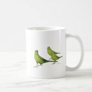 Save the Western Ground Parrot! Coffee Mug