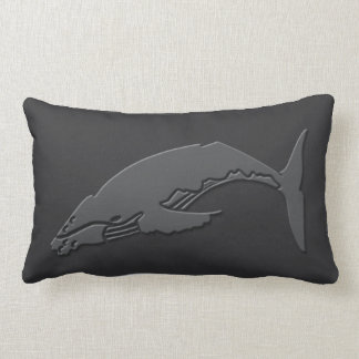 Save the Whales #3 Throw Pillows