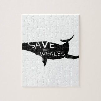 Save the Whales Jigsaw Puzzle