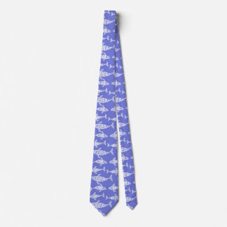 Save the Whales Tie