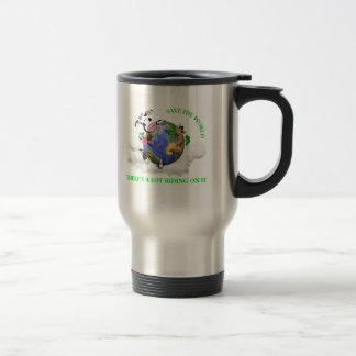 Save The World Mugs