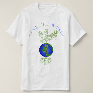 Save the World T-Shirt