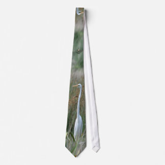 Save Tootgarook Swamp Great Egret Tie