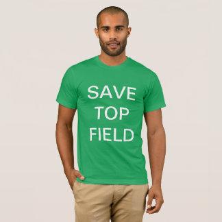 Save Top Field - Men's T-Shirt