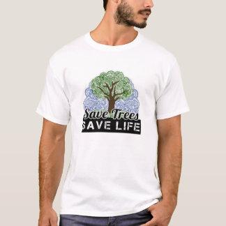 Save Trees Save Life T-Shirt