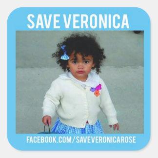 Save Veronica Sticker