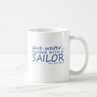 Save Water... Coffee Mug
