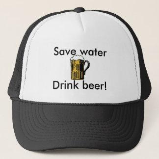 Save water, Drink beer! hat