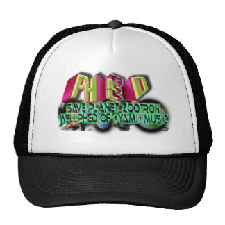 Save World Phed Mesh Hats