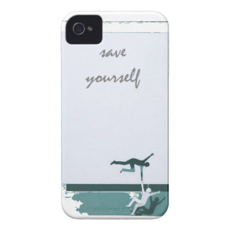 save yourself iPhone 4 case