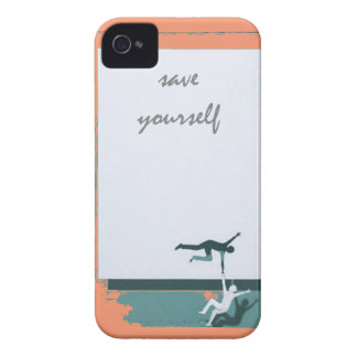 save yourself iPhone 4 Case-Mate cases