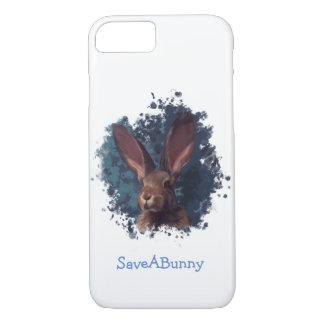 SaveABunny Iphone case