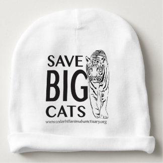 SaveBigcats Baby Beanie