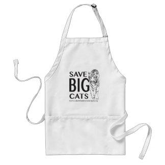 SaveBigcats Standard Apron