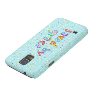 Saved By Grace Cute Christian Artsy Polkadots Cases For Galaxy S5