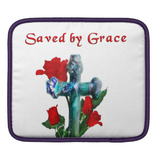 Saved by Grace Sleeves For iPads