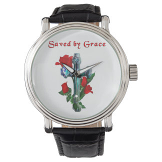 Saved by Grace Wristwatch