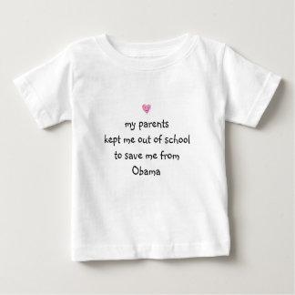 Saved from Obama! Tee Shirt