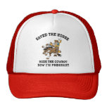 Saved The Horse Rode The Cowboy Pregnant Trucker Hats