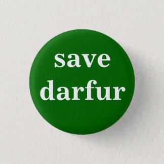 savedarfur 1 inch round button