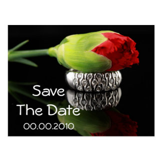 SaveThe Date Event and Wedding Postcard