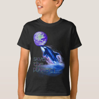 SaveThe Planet T-Shirt