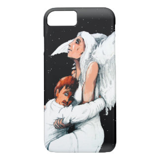 SAVING ANGEL iPhone 7 CASE