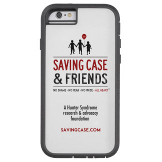 Saving Case & Friends logo phone case