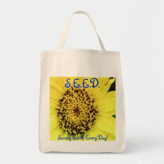 Saving Earth Tote Bag