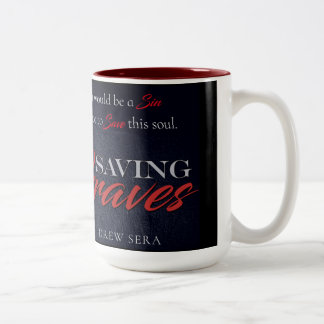 Saving Graves by Drew Sera - 15 oz. Mug - Sin/Save